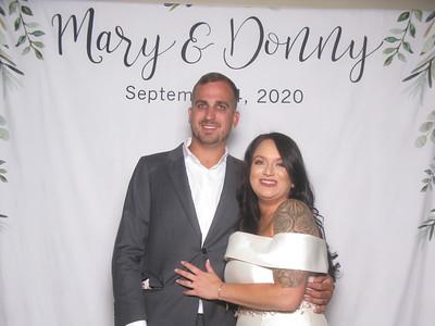 2020-10-09, Mary & Donny