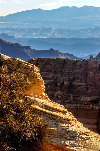Canyonland layers