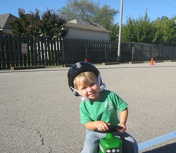 Preschool Rides for St. Jude