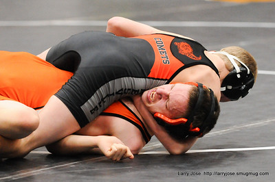 Jonesville vs Quincy Varsity Wrestling