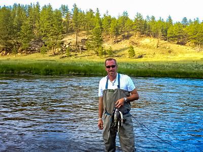 South Platte River Colorado October 2012