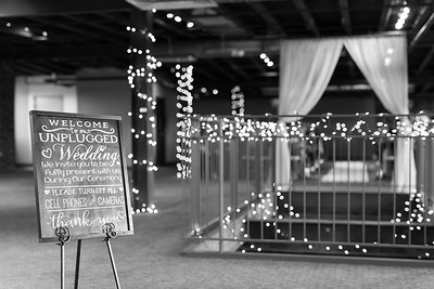 warehouse wedding in Columbus, OH