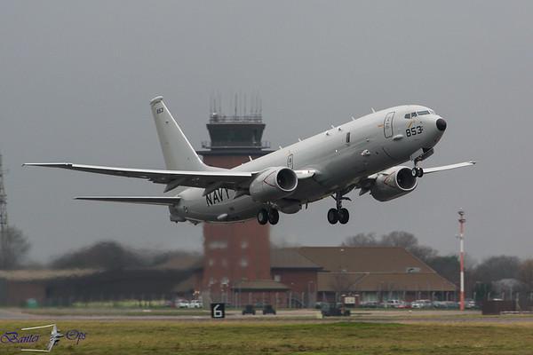 RAF Mildenhall : 7th December 2015