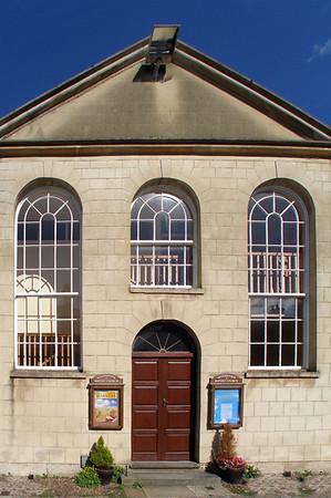 Baptist Church, High Street, Woodstock, OX20 1TF