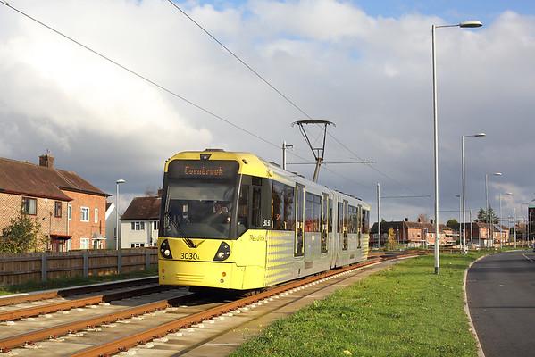 18th November 2014: South Manchester