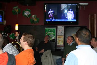 Ten Commandments Viewing Party 2008