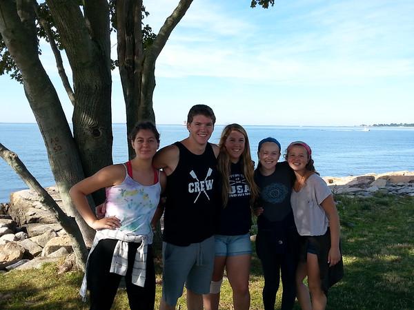 Summer Marine Biology Trip 2014