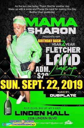 "MAMA SHARON ""FLETCHER'S LAND LINK UP""(10)"