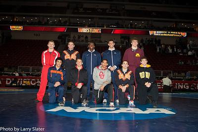 Championship Teams and Individuals