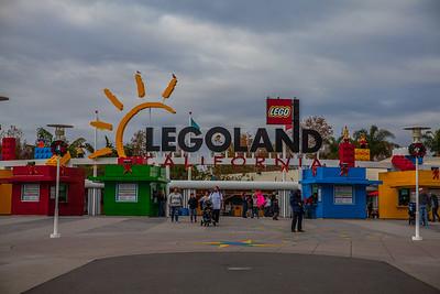 Carlsbad - Legoland - December 2016
