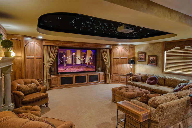 Gilirdi Low Voltage Solutions for Home Theater