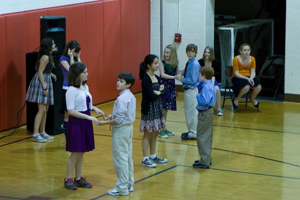 200910 7th Grade Dance
