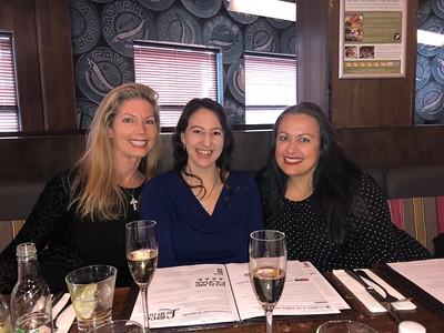 Sue's Birthday Lunch 2018