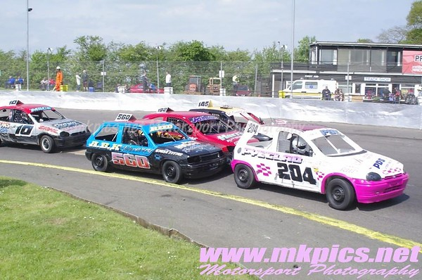 Rookie Rods, Northampton, 4 May 2014