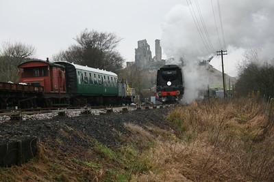 Swanage Railway 2010