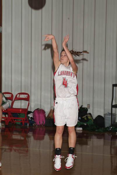 St A's 2005 Girls Basketball