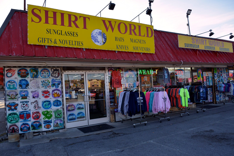Shirt World