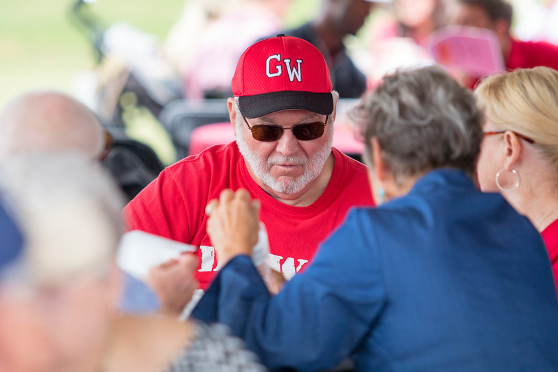 GWU Homecoming 2017