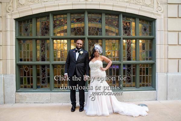 Justin & Toni Wright Reception