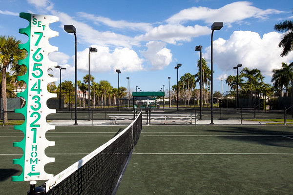 Tennis Center - 2018