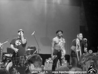 The Aquabats - Buck O Nine - Supernova - at The Music Box at Fonda Theater - Hollywood, CA - December 18, 2009