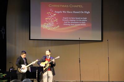 All-School Christmas Chapel