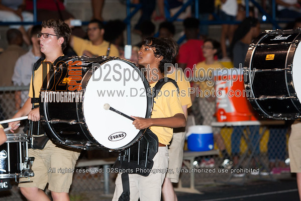 Mount Tabor Marching Band 8/28/2015