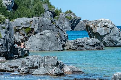 Photo Safari up the Bruce Peninsula