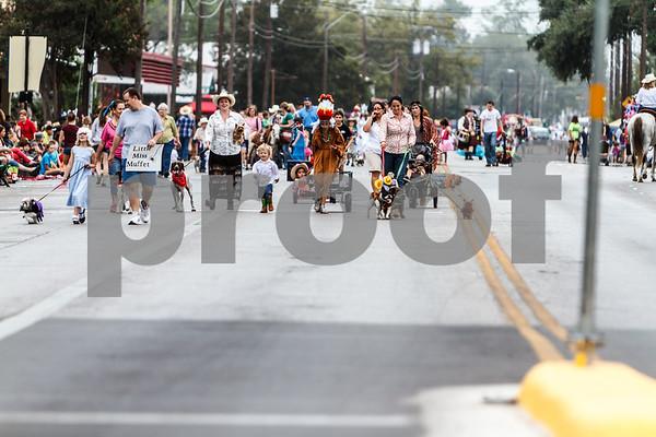 119th Comal County Fair Parade