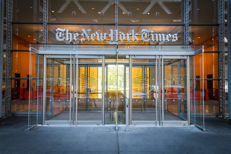 The New York Times - New York City