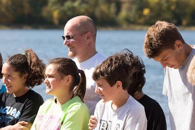 2012 Baptism at Bush Lake