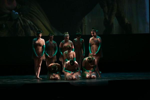 Magical Mandrakes Teen Ballet