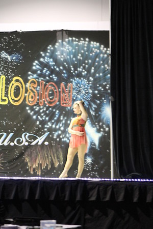 Explosion Dance Competition April 2015