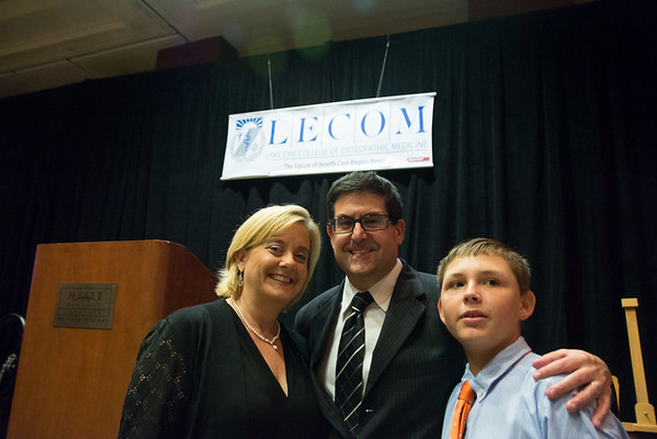 2014-10-11 LECOM Bradenton Student Scholarship Fund Dinner and Auction Gala