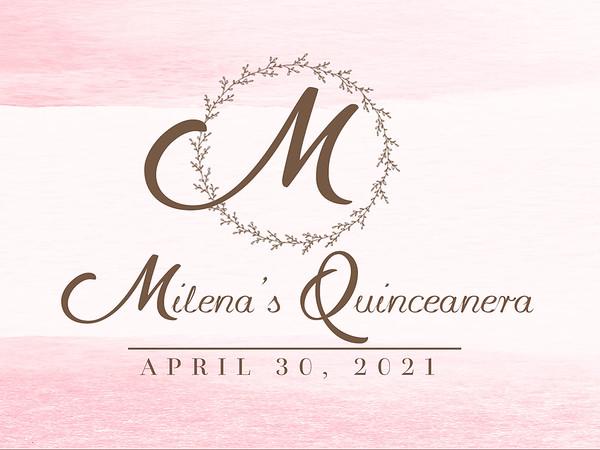Milena's Sweet 15 4.30.21