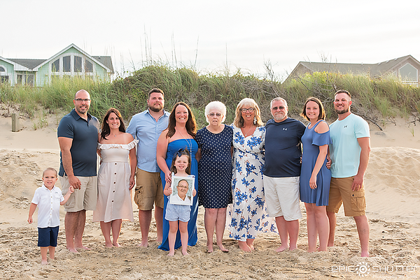 Outer Banks Famly Photographer, Epic Shutter Photography,