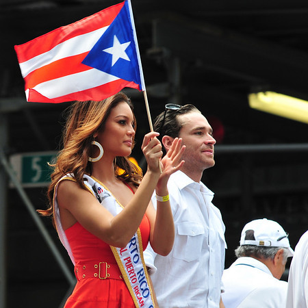 Puertorican Day Parade NYC