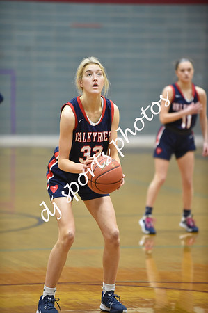 2021-02-25 Atherton vs SHA Varsity Girls Basketball