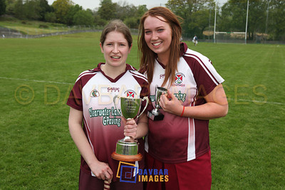 Kiltegan Intermediate Camogie League Final 2012