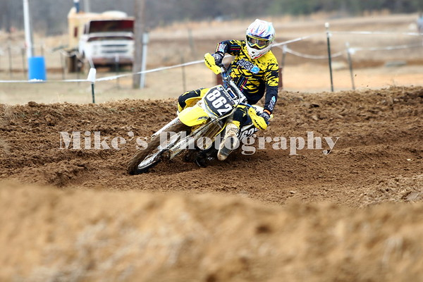 Sherwood MX Sunday Race 5