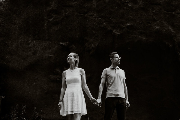 Iris & Hugo | Love Session & Rock-the-Dress