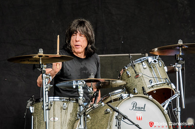 Marky Ramone @ Tons Of Rock Festival 2017.