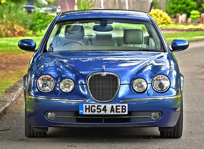 HG54AEB 2004 Jaguar S-Type