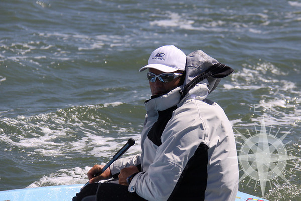 Finn Gold Cup 2010 Race 1