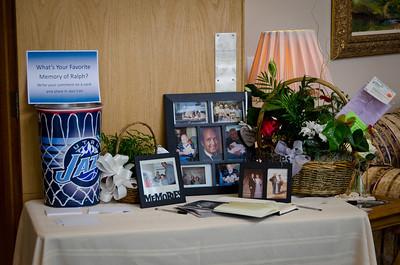2013-01 - Ralph Jensen's Funeral
