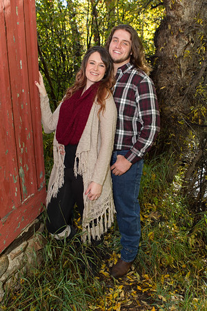 Katura & Jay Engagement Pictures 2017