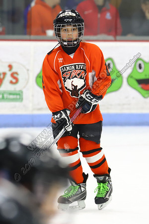 03/03/19 Louisville vs Salmon River white @ Watertown Arena