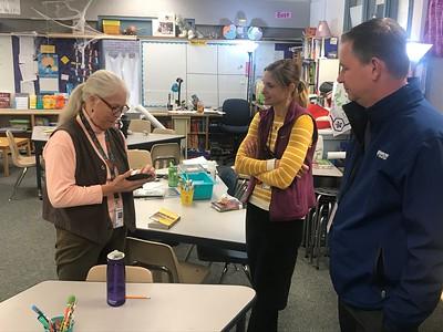 Superintendent Visit - Heatherwood 2018-11-08