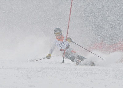 3-22-11 Masters National Championships at Copper - Super Combined SL (C/D Groups)