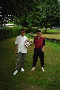 County Canoe Trophy 2001